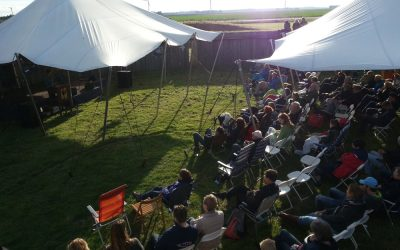 Uitbreiding poëtisch programma Sunsation Festival 2017