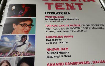 Literaturia dag 3: Lidewijde Paris en Nhung Dam
