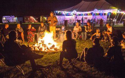 Festival Sunsation 2018: twee dagen poëzie in de polder