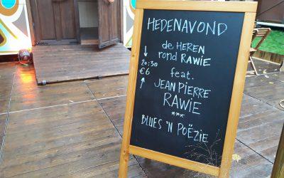 Literaturia dag 2: De heren rond Rawie, met Jean Pierre Rawie