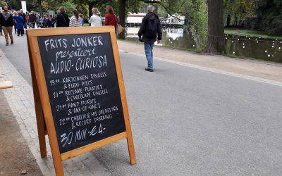 Literaturia dag 5: Frits Jonker