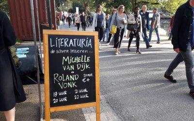 Literaturia dag 7: Michelle van Dijk en Roland Vonk – Groeten uit Rotterdam