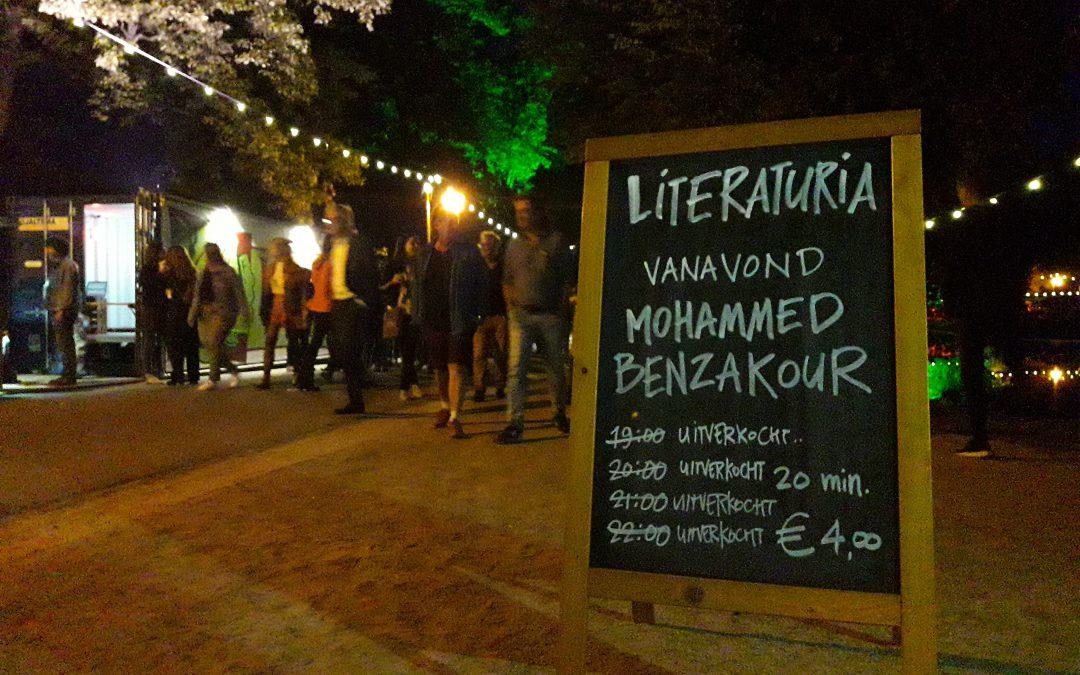 Literaturia dag 7: Mohammed Benzakour – Tien op een ezel
